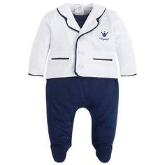 Fato de bebé jaqueta Navy - Mayoral