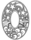 Download, print, color-in, colour-in lowercase o Coloring Letters, Alphabet Coloring, Alphabet Design, Alphabet Art, Adult Color By Number, Disney Coloring Sheets, Doodle Lettering, Pretty Backgrounds, Letter Patterns