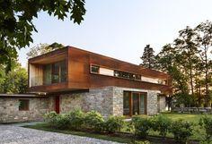 Stonington Waterfront - modern - Exterior - New York - Prutting & Company Custom Builders