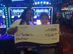 Congratulations to Racheal on winning $3,120! #WinningMoment #Jackpot Jackpot Winners, Congratulations, Dating, Quotes