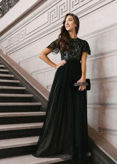 fbc2d433c5 27 Best Black Tie Wedding Guest Dress images