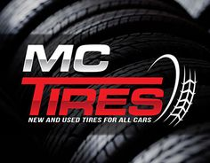 """Check out new work on my @Behance portfolio: """"MC Tires Logo design and Branding"""" http://be.net/gallery/32468899/MC-Tires-Logo-design-and-Branding"""