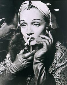 Richard Avedon, Marlene Dietrich, Turban by Dior, The Ritz, Paris, 1955