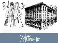 B. Altman & Co., 34th Street & Fifth Avenue, New York