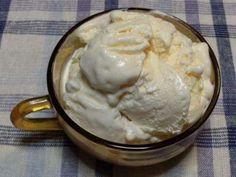 ラム酒が香る☆大人のバニラアイスクリームの画像