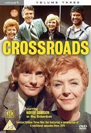 crossroads cast 1970 - Mum watched this while my brother and I ate our tea. 1970s Childhood, My Childhood Memories, Television Program, Old Tv Shows, Vintage Tv, Teenage Years, Classic Tv, My Memory, The Good Old Days