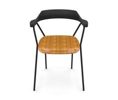 As the name suggests this chair was born in 1955 and is our first product with bend solid wood (beck rest). Since it is stackable, light, durable and..