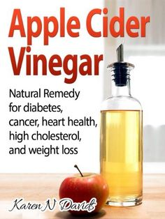 FREE  Apple Cider Vinegar: Natural Remedy for Diabetes, Cancer, Heart Health, High Cholesterol, Weight Loss, and Much More! by Karen N Davids, http://www.amazon.com/dp/B00DNQCZIS/ref=cm_sw_r_pi_dp_UAKssb1FM5W8A