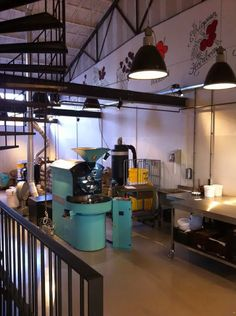 Coffee... Beer and a Windmill - De Branderij coffee roasters