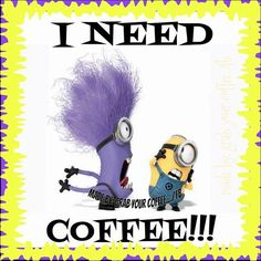 I need coffee Coffee Talk, I Love Coffee, My Coffee, Coffee Break, Funny Times, Funny People, Coffee Humor, Coffee Quotes, Bar Kunst