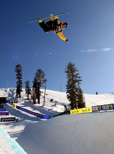 Louie Vito, Olympic and professional snowboarder, injured his ankle on a bad landing, but Infratonic therapy allowed him to stay in competition.