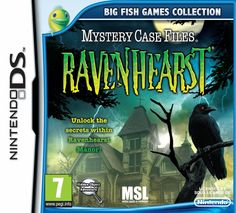 Mystery Case Files: Ravenhearst (Nintendo DS): Amazon.co.uk: PC & Video Games