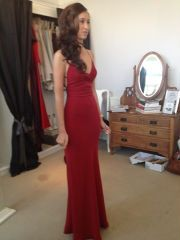 Prom Queen Hair and Make up by Elation Hair Studio , Dress by Sylvia Davies Crosby Liverpool