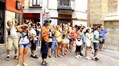 Las pernoctaciones de turistas extranjeros en Toledo alcanzaron en 2015 el máximo histórico