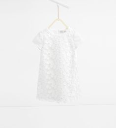 Embroidered tulle dress-DRESSES AND JUMPSUITS-GIRL | 4-14 years-KIDS | ZARA United States