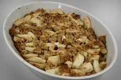 Æblekage med smuldredej 01 4