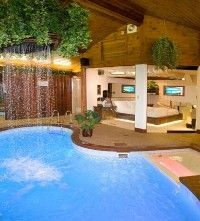 Sybaris , the perfect romantic getaway! Frankfort, IL This a great staycation Idea. Neighborhoods You Want To Live In. CmooreHomes.com  #HighEnd  #Realestate #SouthSuburbs