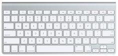 Apple Clavier Sans Fil