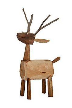 House Doctor houten hert? Bestel nu bij wehkamp.nl