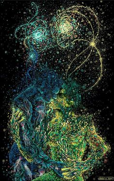 Two souls are sometimes created together and in love before they're born.~ F.Scott Fitzgerald