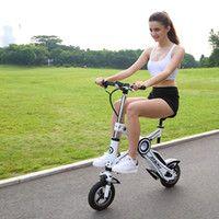 Neueste Art-10-Zoll-ASKMY Electric Bike populäre Qualitäts-elektrisches Fahrrad Aluminum 36V 250W EV Verkehrswerkzeug