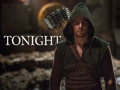Everything has a beginning. #Arrow is all new TONIGHT at 8/7c!