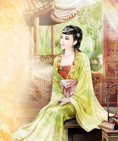 Ancient Chinese Beauty (431)
