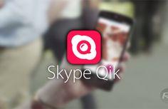 Skype Qik iOS Uygulaması Güncellendi!