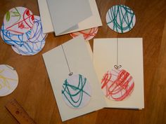 Fantastic Free of Charge Xmas crafts drawing Strategies Going for a evening of Yuletide hobby concept brainstorming. Holiday Crafts, Fun Crafts, Christmas Time, Christmas Cards, Crafts For 2 Year Olds, Daddy, Pin Collection, Diy For Kids, Diy Gifts