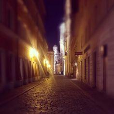 Stary Rynek nocą
