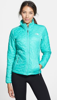 The North Face Mira Jacket Turquoise Clothes, Turquoise Dress, What Should I Wear Today, Womens Workout Outfits, Disney Outfits, North Face Jacket, Blue Fashion, Workout Wear, Fit Women