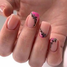 Yellow Nails Design, Purple Nail Designs, Elegant Nail Designs, Elegant Nails, Stylish Nails, Acrylic Nail Designs, Nail Art Designs, Minimalist Nails, Nail Swag
