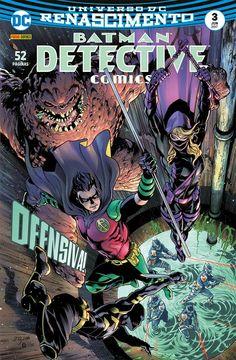 Batman Detective Comics Renascimento 03 | Junho 17