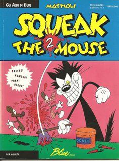 'squeak the mouse 2'  massimo mattioli