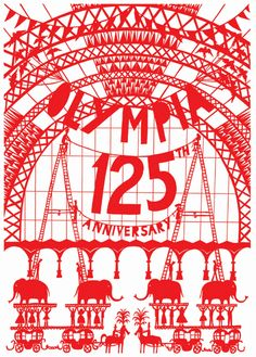 125th Anniversary of the Grand Hall, Olympia, by ROB RYAN    Olympia's Grand Hall has enjoyed a colourful history since opening its doors to the public on 26th December 1886, when people flocked to see the Hippodrome Circus.