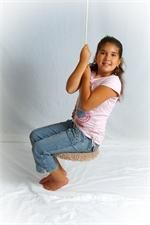 Disc Swing - Occupational Therapy - Sensory Integration