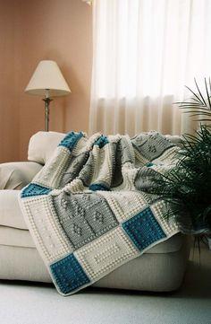 Ravelry: COUNTRY blanket pattern by Jody Pyott