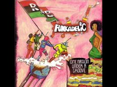 Funkadelic - One Nation Under a Groove [Full Album]