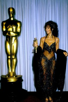 Best Actress Winners in Their Gowns - Oscars Fashion Through the Years - Redbook