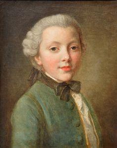 https://flic.kr/p/shccjC | Mercier, Philip - A Portrait of a Young Boy. 1789 - 1760, England. |