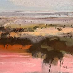Little pastel, Longview,@artworxgalleryandgifts10 #landscape, #southaustralia, #weeone #Regram via @www.instagram.com/p/Bqk9AhIDj0s/ Contemporary Landscape, Abstract Landscape, Seascape Paintings, Landscape Paintings, Impressionist, Land Scape, Around The Worlds, Pastel, North West