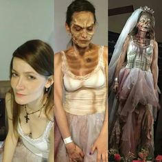 Zombie makeup fx