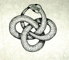 The Ouroboros is a symbol that, as Carl Jung said, has great significance in the human psyche.