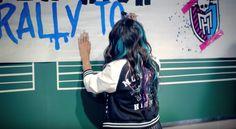 "Gyazo - ""We Are Monster High""™ - Madison Beer Music Video   Monster High - YouTube - Google Chrome"