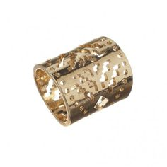 tribal cut out ring