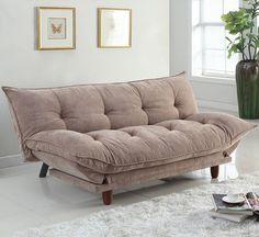La mejor combinación entre comodidad y practicidad son los futones acolchados, los que mantendrán tu espalda y zona lumbar completamente relajadas en tus domingo de descanso. #SodimacHomecenter #Sodimac #Homecenter