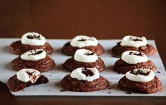 Hot Cocoa Cookies by pastryaffair, via Flickr