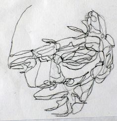 https://flic.kr/p/FQxzP7 | abstract pencil sketch by Kirillnbb