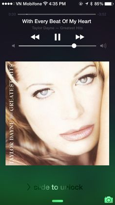 Taylor Dayne - With Every Beat Of My Heart | Spotify Radio