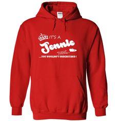 Its a Jennie Thing, You… Cool JENNIE Name T Shirt ⓛⓞⓥⓔ